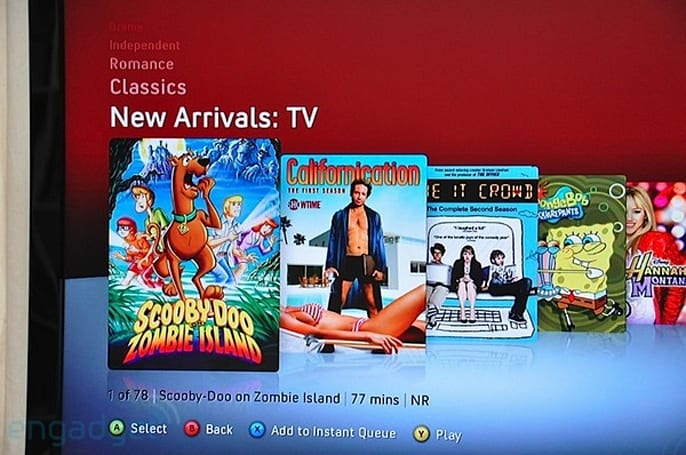 Upcoming Xbox 360 Netflix update is still gimped, Microsoft thinks you want it that way