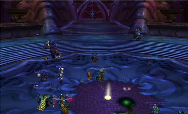 Shifting Perspectives: Balance druids vs. the Twilight Ascendant Council