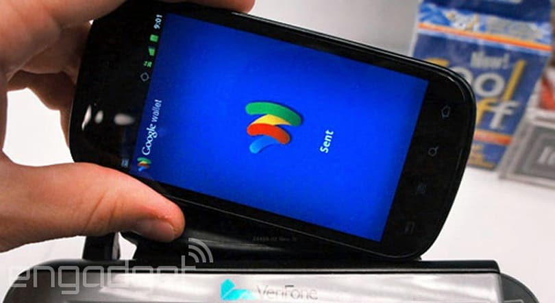 Google Wallet's tap-to-pay feature will require Android 4.4 KitKat starting April 14th