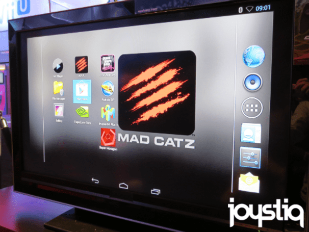 Mad Catz's Android console now just 'MOJO,' pulls games straight from Google Play