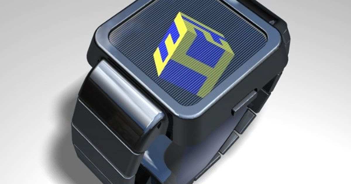 Tokyoflash's Kisai 3D Unlimited watch turns time into a ...