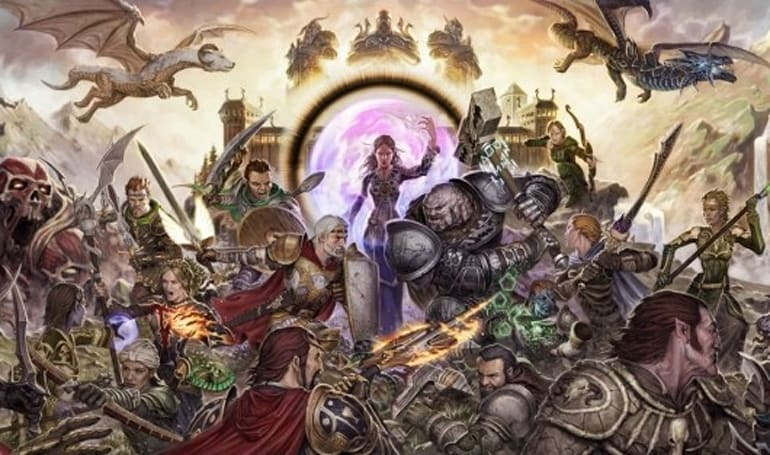 Dark Age of Camelot unveils its 10th anniversary masterpiece