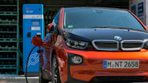 Car makers plan grid of super-fast EV chargers in Europe