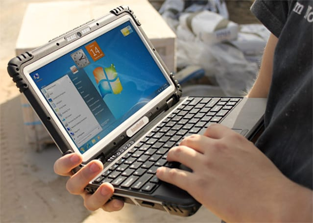 Algiz XRW: 10-inches of rugged, well-specced laptop nirvana