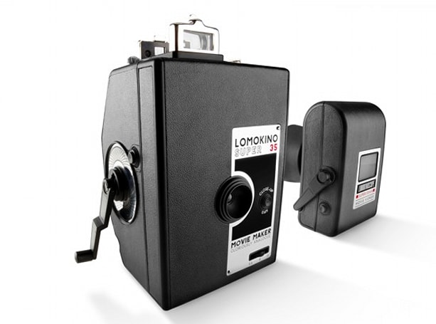 LomoKino Super 35 Movie Maker lets you channel your inner Charlie Chaplin for $80