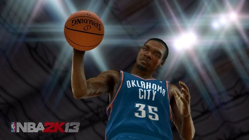Wii U gamepad is a biometric scanner in NBA 2K13