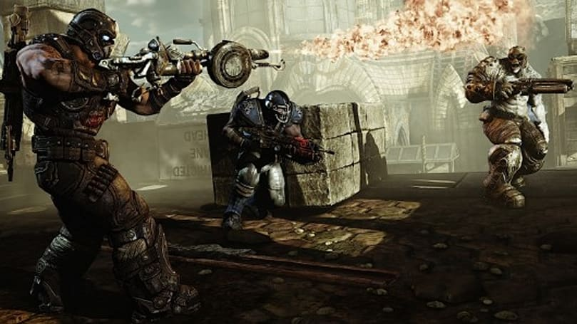 PSA: Bulletstorm disc required for Gears of War 3 beta access