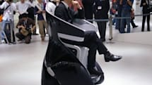 Toyota's i-Real: wrap yourself in a killer whale