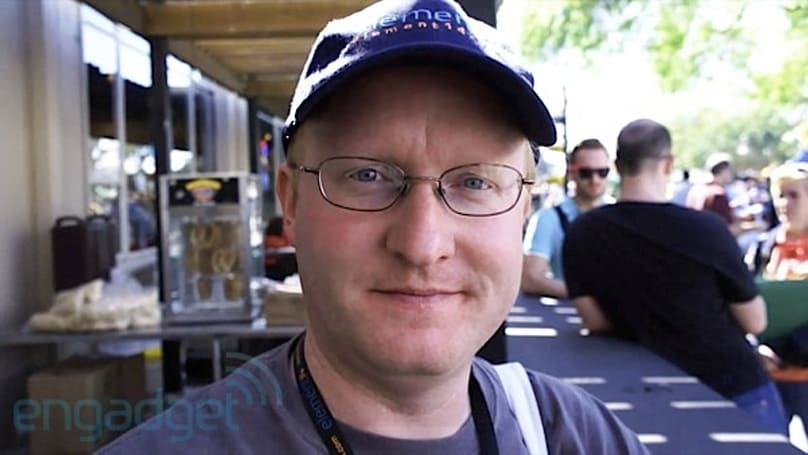 The Engadget Interview: Ben Heck talks Raspberry Pi at Maker Faire (video)