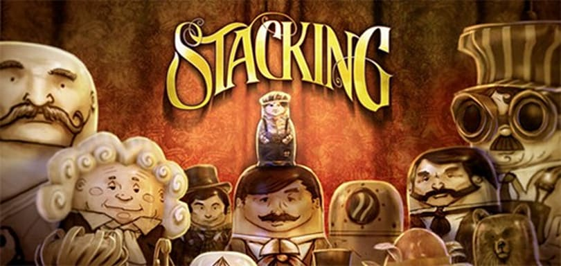 Stacking's 'Lost Hobo King' DLC coming in April