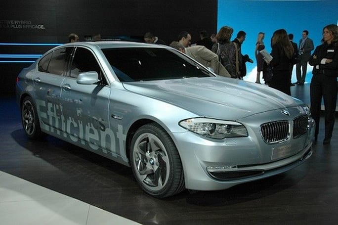 BMW promises 5 Series 'New Energy Vehicle' for China