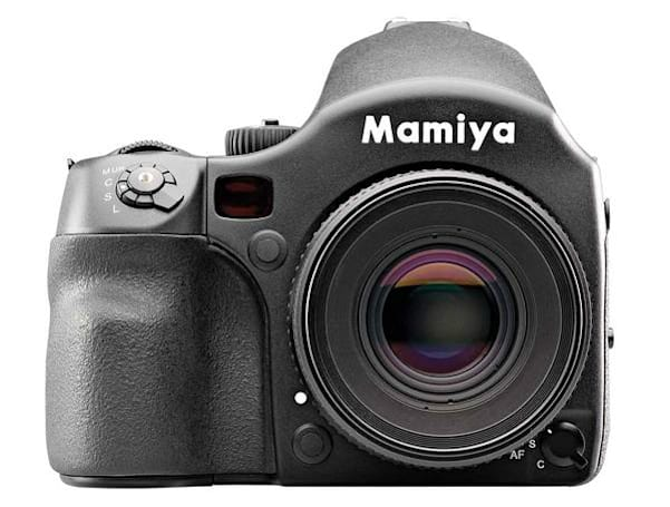 Mamiya announces DL33 for those who need more than 28 megapixels