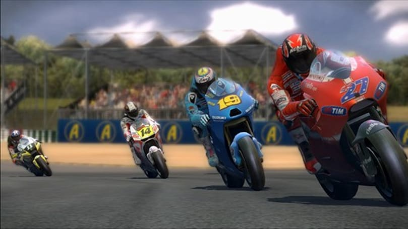 Capcom announces MotoGP 10/11, coming March 2011