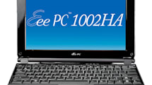 ASUS rolls out Eee PC 1002HA, still mum about next week's model