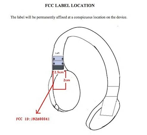Logitech UE 9000 Wireless Headphones hit the FCC: Bluetooth in a full-size package
