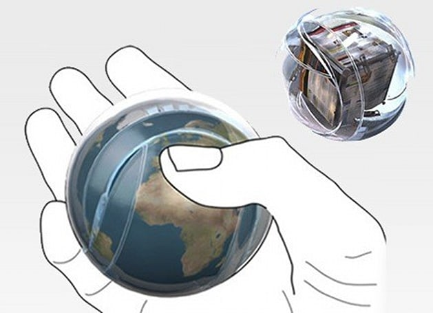 Moixa Sphere multitouch orb bends minds, credulity
