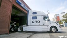 Uber's trucking plan will connect drivers with cargo