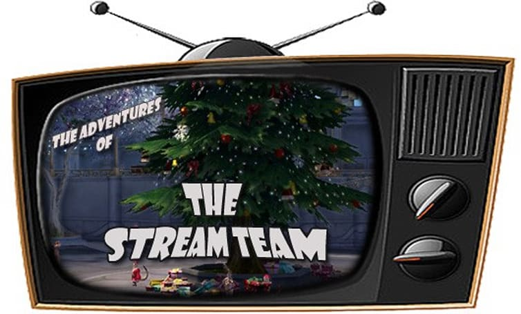 The Stream Team: Peace on Earth edition, December 24 - 30, 2012