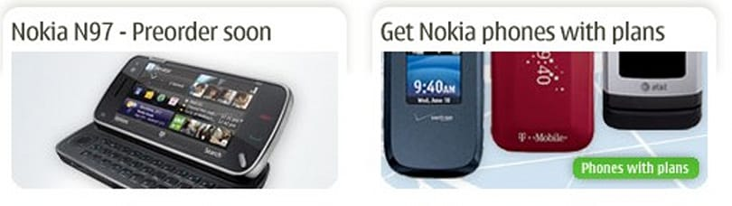 "Nokia throws up ""pre-order soon"" logo on US N97, drives the kids crazy"