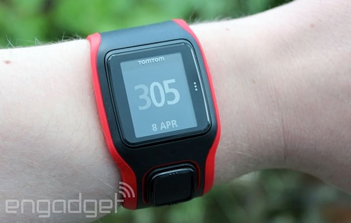 Three days with TomTom's Multi-Sport Cardio Sport Watch (2014)
