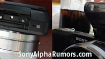 Sony gives NEX3 and NEX5 names to its first ultra-compact interchangeable lens cameras