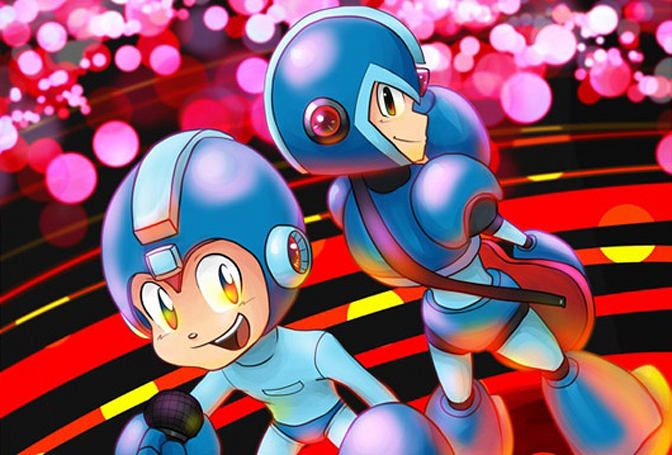 Mega Man 25th anniversary compilation album announced