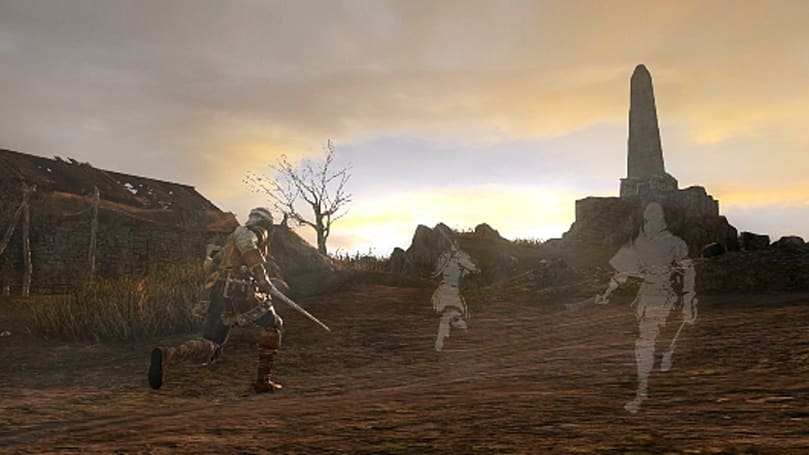 Dark Souls 2 launch trailer: Tull and death do a part