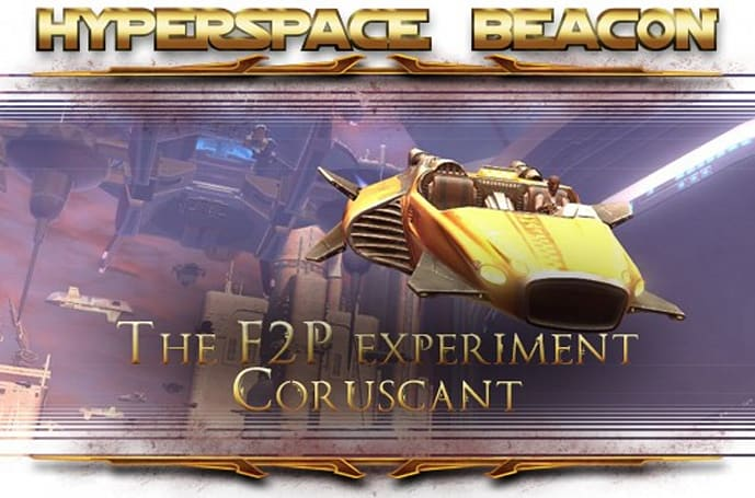 Hyperspace Beacon: The SWTOR F2P experiment, Coruscant