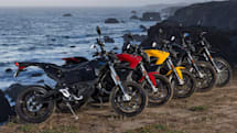 Zero Motorcycles' latest electric bikes pack more powerful engines