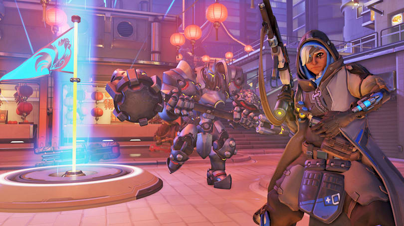 'Overwatch' tests server browsing and retains CTF
