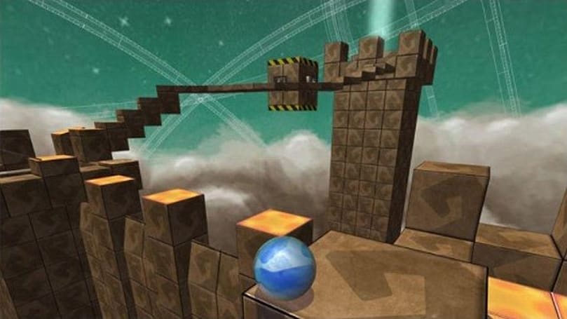 Marble Blast Ultra rolls right off of XBLA