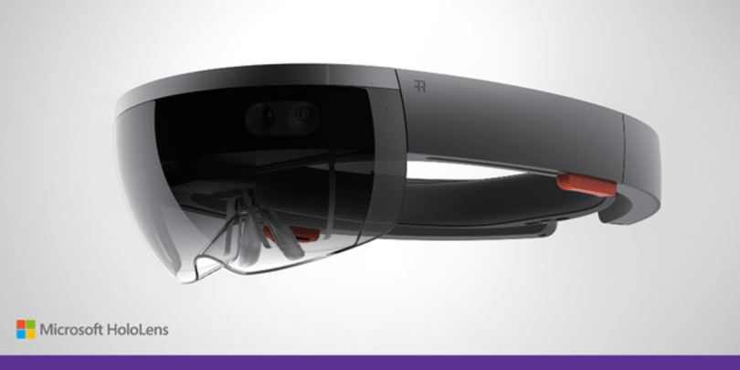 Hologram headset from Microsoft with Hololens [Update: Site is live]
