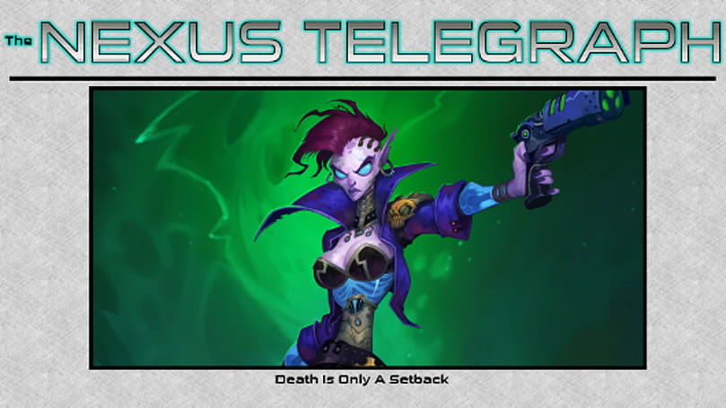 The Nexus Telegraph: Examining the Mordesh of WildStar