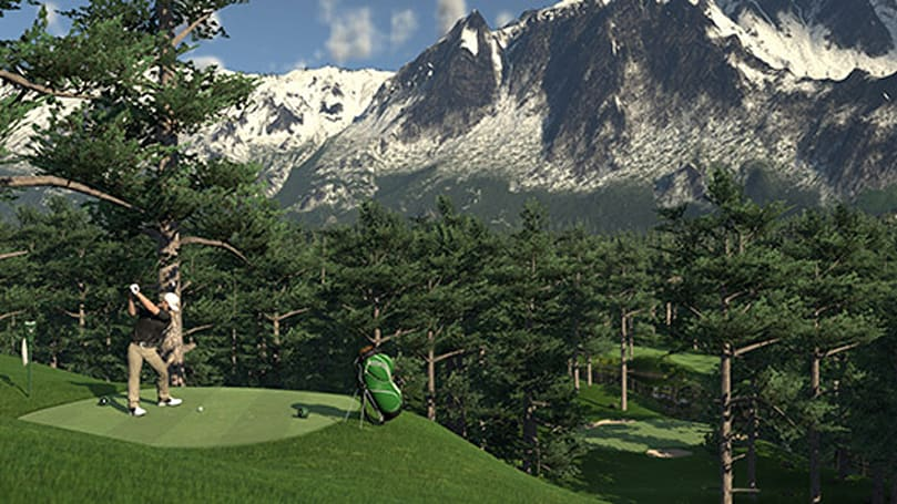 The Golf Club climbs into a tiny cart, departs Early Access