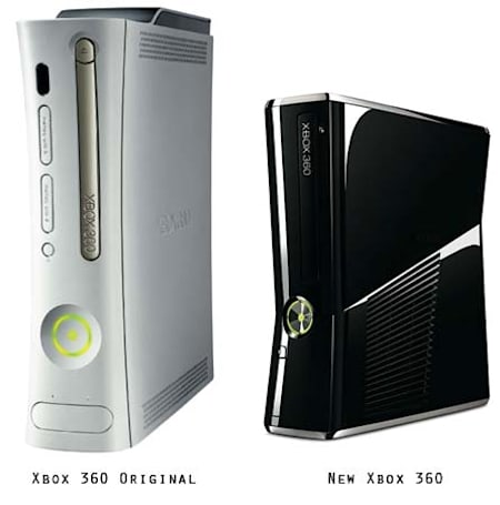 New Xbox 360 guide: Microsoft's slim console explained