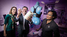 Bionic Bra automatically boosts and loosens to keep your breasts in place