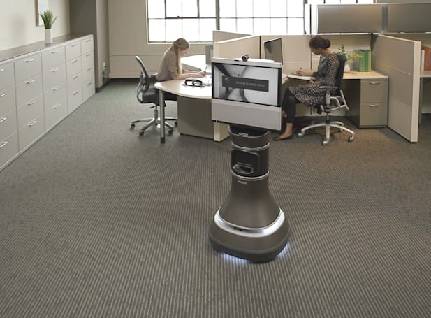 iRobot's CTO wants bots that will map and interact with your home, not drones