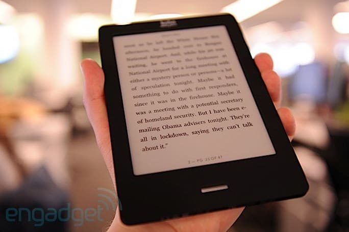 Kobo eReader Touch Edition review