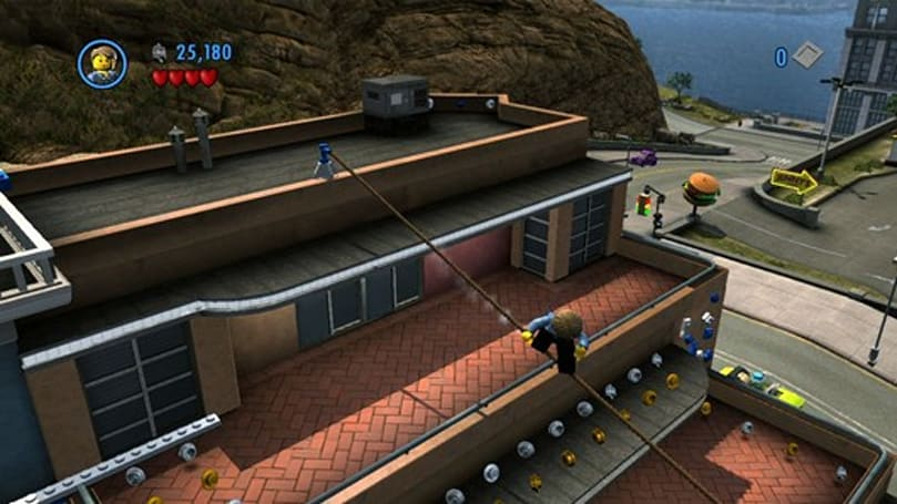 Latest Lego City Undercover trailer and screens get physical