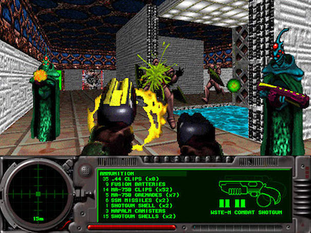 Before Halo we had Marathon -- play Bungie's three Mac classics free