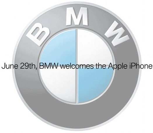 BMW warms up to Apple's iPhone