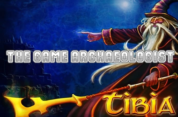 The Game Archaeologist: The silent world of Tibia