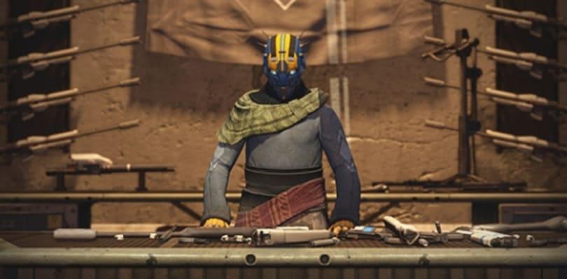 Destiny development blog discusses updates and guns