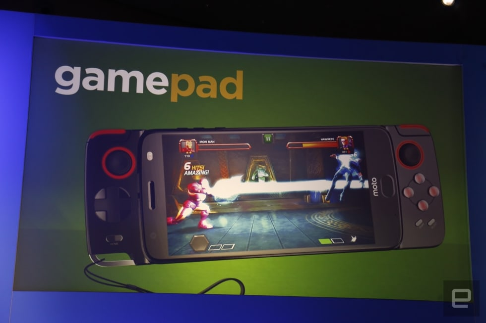 premium selection 1129d c662e Android Gaming Controller: Moto Mod Gamepad | Dingoonity.org - The ...