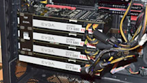 EVGA's GeForce GTX 680 Classified tempts overclockers with watery siren call