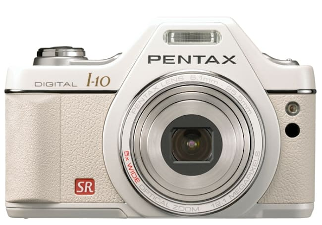 Pentax Optio I-10 reviewed: 'perfectly average compact camera' in a decidedly stylish case