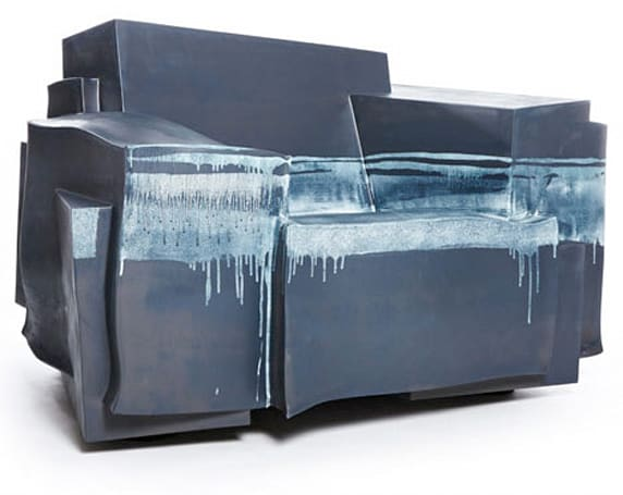 Visualized: Tron Armchair redefines furniture art