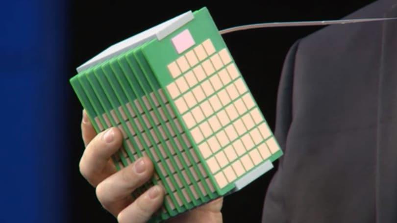 HP's Machine technology rethinks the basics of computing