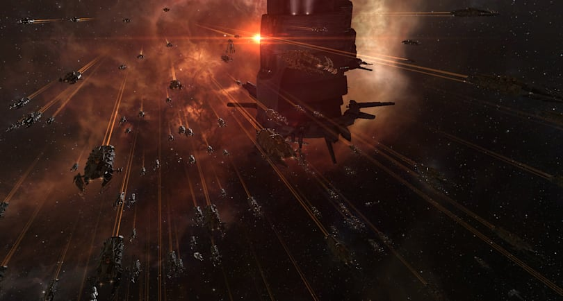 Free-to-play is coming to the space MMO 'EVE Online'