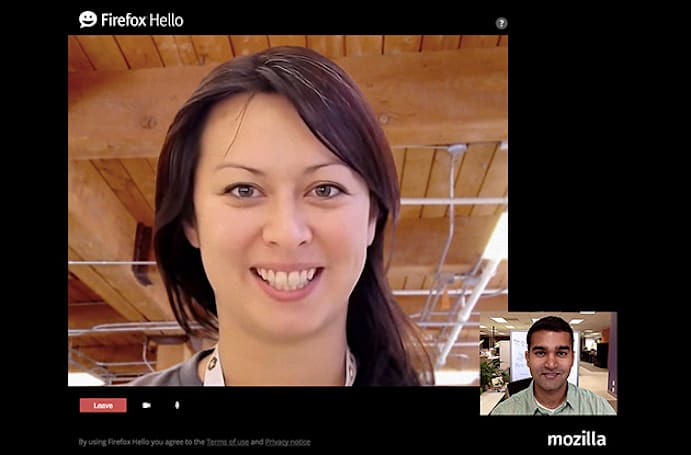 Firefox makes video chat simpler, launches Marketplace for desktop